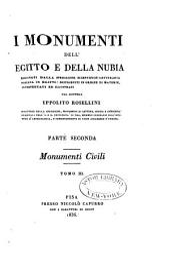 I monumenti dell'Egitto e della Nubia: disegnati dalla spedizione scientifico-letteraria toscana in Egitto; distribuiti in ordine di materie, Volume 8
