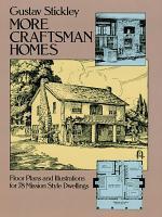 More Craftsman Homes PDF