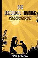 Dog Obedience Training PDF