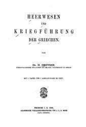 Heerwesen und Kriegführung der Griechen: Band 2