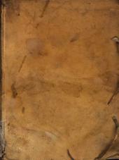Gerardi Ioannis Vossii Dissertatio gemina: vna de Iesu Cristi genealogia, altera de annis, quibus natus, baptizatus, mortuus