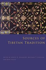 Sources of Tibetan Tradition PDF