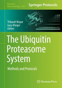 The Ubiquitin Proteasome System