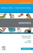 Geriatrics An Issue Of Veterinary Clinics Of North America Exotic Animal Practice E Book