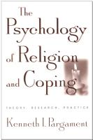 The Psychology of Religion and Coping PDF