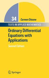 Ordinary Differential Equations with Applications: Edition 2