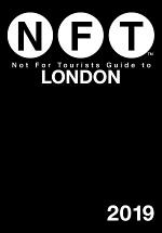 Not For Tourists Guide to London 2019