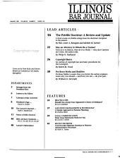 Illinois Bar Journal PDF