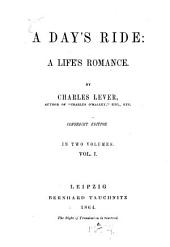 A Day's Ride: A Life's Romance, Volume 1
