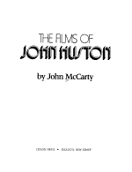 The Films of John Huston PDF