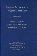 Model Interstate Water Compact PDF