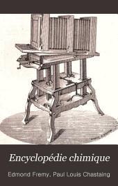 Encyclopédie chimique: Volume5;Volume43