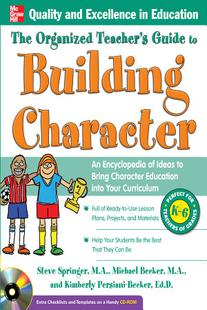 The Organized Teacher s Guide to Building Character  PDF