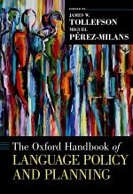 The Oxford Handbook of Language Policy and Planning
