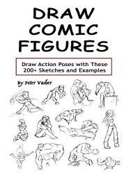 Draw Comic Figures Book PDF