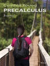 Precalculus, 2nd Edition: Second Edition