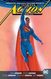 Superman - Action Comics: The Rebirth Deluxe Edition Book 2