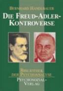 Die Freud Adler Kontroverse PDF