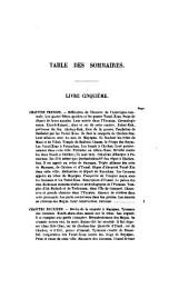 Histoire de nations civilisées du Mexique et de l'Amérique-Centrale, durant les siècles antérieurs à Christophe Colomb: L'histoire de l'Yucatan et du Guatémala; avec celle de l'Anahuac, durant le moyen âge aztèque, jusqu'à la fondation de la royautéà Mexico