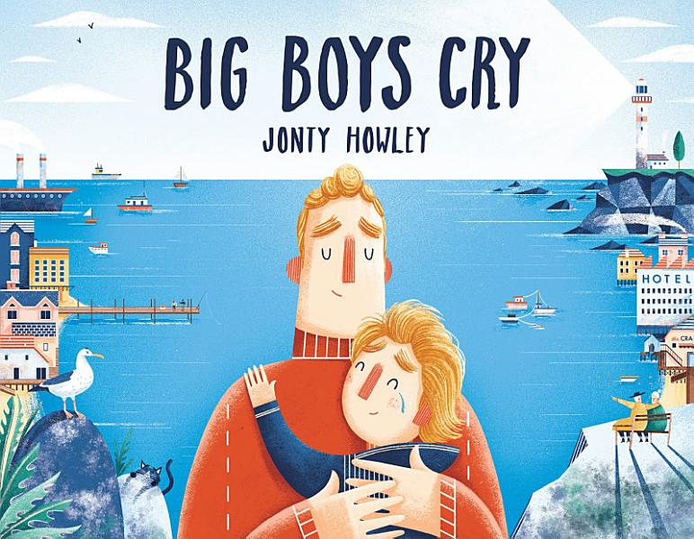 Download Big Boys Cry Book