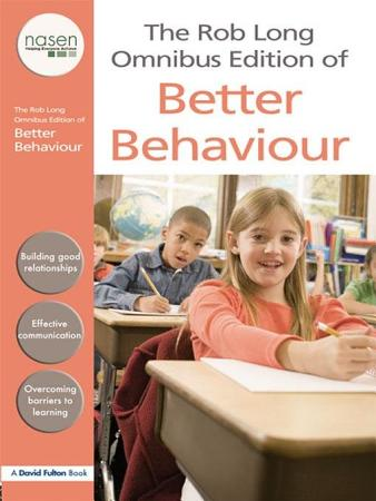 The Rob Long Omnibus Edition of Better Behaviour PDF