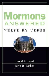 Mormons Answered Verse by Verse