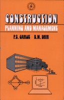 Construction Planning And Management PDF
