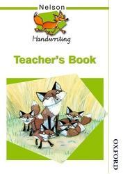 Nelson Handwriting Teacher s Book PDF