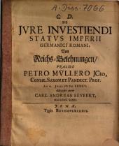 De Iure Investiendi Status Imperii Germanici Romani