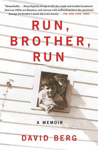 Download Run  Brother  Run Book