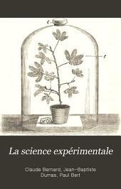 La science expérimentale