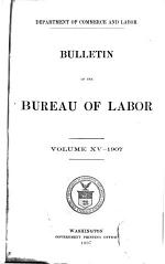 Bulletin of the Department of Labor