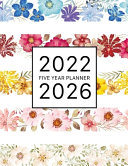 2022-2026 Five Year Planner