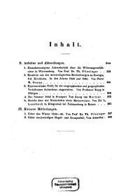 Jahreshefte des Vereins für Vaterländische Naturkunde in Württemberg: zugl. Jahrbuch d. Staatlichen Museums für Naturkunde in Stuttgart, Band 2