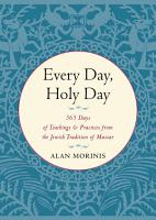 Every Day  Holy Day PDF