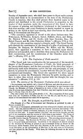 A collection of the acts, deliverances, and testimonies of the supreme judicatory of the Presbyterian Church: from its origin in America to the present time