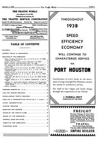 Traffic World PDF