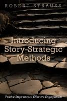 Introducing Story Strategic Methods PDF