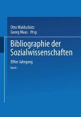 Bibliographie der Sozialwissenschaften PDF