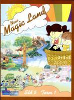 New Magic Land Standard 5  Term 1 PDF
