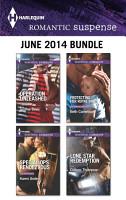 Harlequin Romantic Suspense June 2014 Bundle PDF