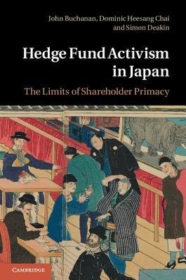 Hedge Fund Activism in Japan