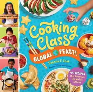 Cooking Class Global Feast  Book