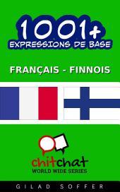 1001+ Expressions de Base Français - Finnois