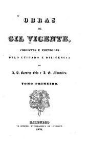 Obras de Gil Vicente: Das obras de devac̜ão
