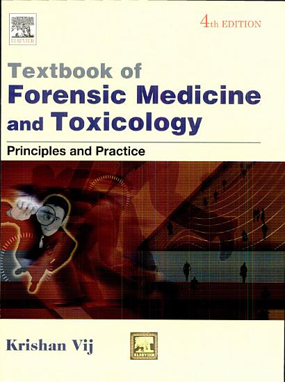 Textbook Of Forensic Medicine And Toxicology  Principles And Practice PDF