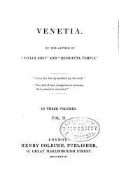 Venetia: Volume 2