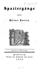 Spaziergänge eines Wiener Poeten: Band 2