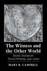 The Witness and the Other World PDF