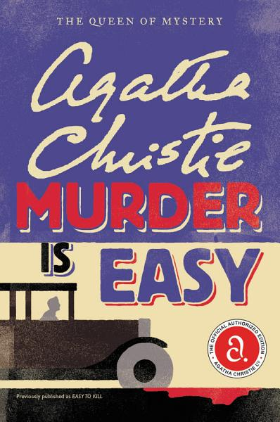 Download Murder Is Easy Book